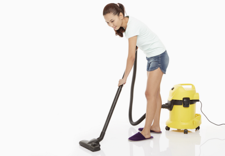 Keeping your kitchen clean for good a cleaner life for Floor cleaning services