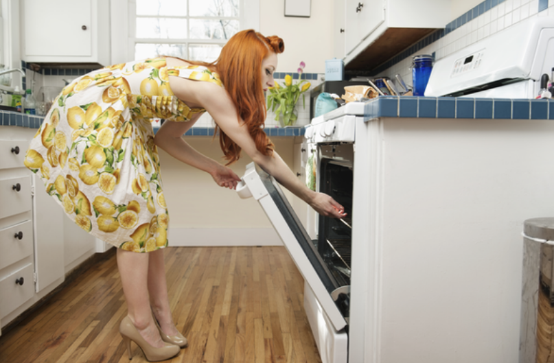 Housekeeping Tips Best Way to Clean Oven