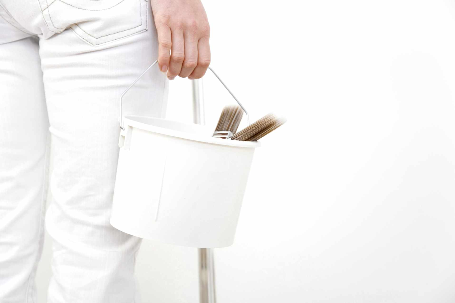 Cleaning services after a home renovation